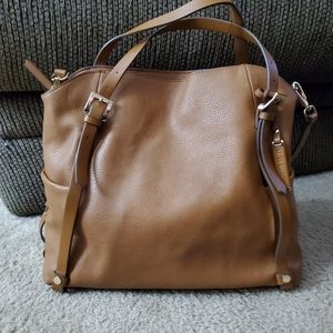 Steve Madden large brown handbag